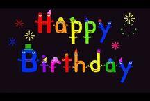 Birthdays / by Hope Schotz