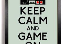 Nintendo / Retro tv-spel / by Jempa