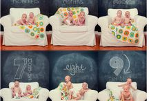Baby photography idea / by Villett T