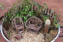 Fairy Gardens / by Denise Godsey