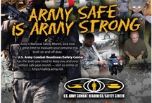 National Safety Month / by U.S. Army Fort Huachuca
