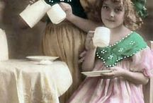 Tea party / by Susan Moncrieff