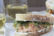 Savory Sandwiches / Pile it on! / by Grain Foods Foundation