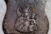 Madonnas, Statues, Medals / by Susan Cornecelli Smith