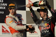 F1 Racing / by Carhoots