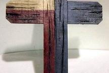 Crosses / by Cindee Appling