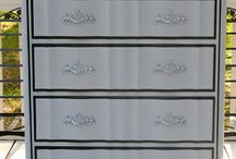 CHESTS AND DRESSERS / by Julie Allred