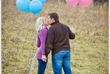 Gender Reveal Photo Ideas / by Mandi Loranger Photography