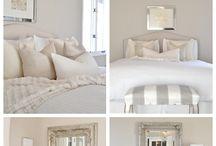 bedroom decor. / by Kandace Gordon