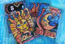 Artist Trading Cards / by Quirky Bibliophile