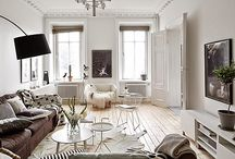 Living Room Designs / by Lorrabelle Phillips
