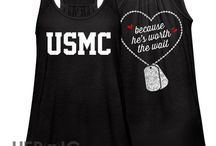 USMC kind of Thing / by Jessica Rice