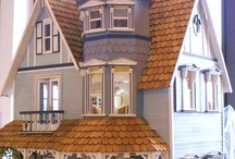 dollhouse project for Paisley and mommy / by Lisa Jurado