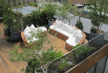 Outdoor spaces / by Jeanne Griffin