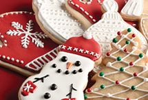Christmas Cookies / by Patricia Paganucci