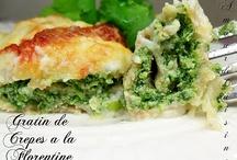recettes de gratins / by Amourdecuisine Chez Soulef