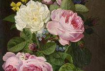 Les fleurs anglaise / by c
