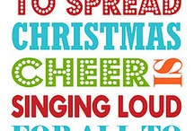 Merry Merry / Christmas / by Kenlyn Hughson