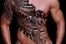 Tattoos / by Matt Marsh