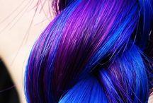 Hair and make-up / by Stephanie Leonard