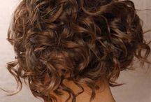 my hair / by Danielle Bradbury
