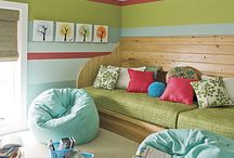 Nooks and Playrooms / by Katy Hardin