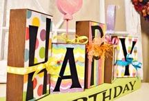 Birthdays / by Erica Higashi