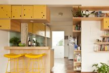 Small Spaces / by Lisa Chizever
