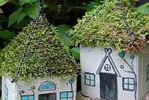 miniature garden / by Anne Line Kvernmo