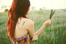 Tattoos / by Annah Tubbs
