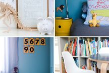 Boy bedrooms / by Lacey Bush