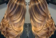 H a i r / The hair is laid simple as that / by Deedee Webster