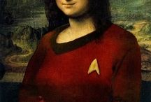 Star Trek / by Lauren Anastasiou