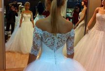 Wedding dresses! / by abbie reed