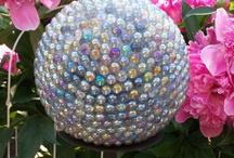 ♥Glazing Balls♥ / by Wilma Royer Massengale