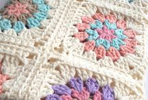 Crocheting, Knitting and Tatting / by Sharon Bernecker