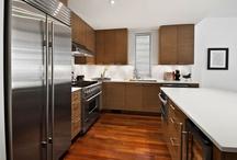 kitchen designs / by Emily Wilson