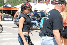 Biker Babes / by Junior Guilbeaux