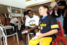 Go Steelers / by Tammy Hyler