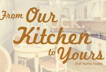 From Our Kitchen to Yours / Welcome to our From Our Kitchen to Yours blog series.  We'll feature fun stories, tips and delicious recipes.  Grab a cup of coffee, sit back and enjoy.  / by Mr. Appliance Corp.