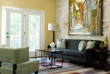 Living Rooms & Great Rooms / by Tara Lassiter