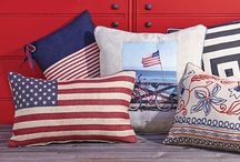 Vintage Americana  / Summertime in the U.S.A. is a time for celebration! A time for lemonade sipping on the porch. For county fairs and cotton candy. For picnics. For parades. For warm, nostalgic American traditions. / by Cost Plus World Market
