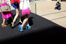 New York Fashion Week, Spring 2014 / All the clothes, accessories and more, fit to pin from #NYFW. / by The New York Times