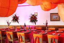 Party color - Orange pink / by Svetlana Kuperman
