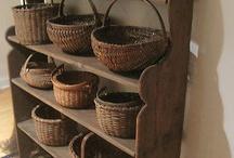 Baskets / by Gail Beaman