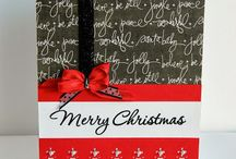 Christmas Card Inspiration / by Patty Albertson