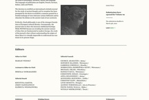 Layouts / Information compositions / by Eugene Rudyy
