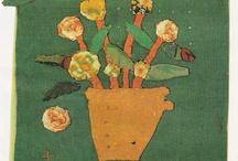 Folk Art Quilt Exploration / by Hilary Frye