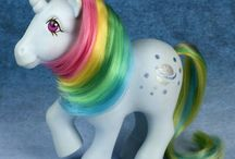 My little pony / by Andrea Burgess