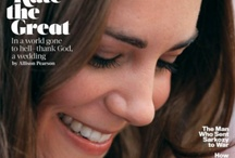 Duchess Kate Cover Girl / by Mary-Jane Banner